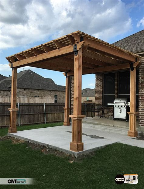 how to build a pergola on concrete best 25 pergola patio ideas on pergula ideas pergula patio and pergola ideas