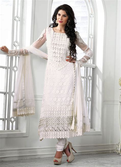 dress design in white colour salwar kameez collection in white color adworks pk