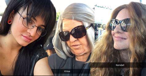 cele bitchy khloe kardashian kylie kendall jenner who looked khloe kardashian kylie jenner and kendall dress in
