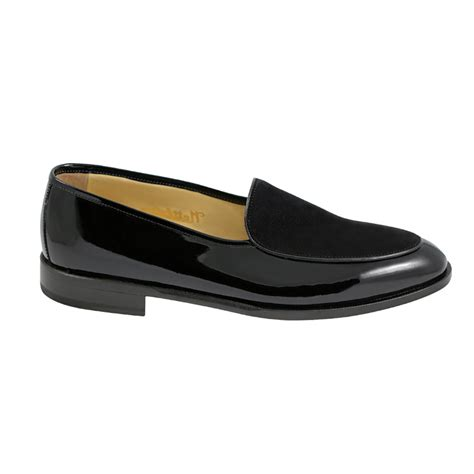 goodyear welted loafers nettleton after hours patent leather suede goodyear
