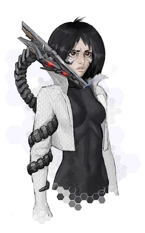 battle alita mars chronicle 1 mars chronicle gally by monopteryx on deviantart