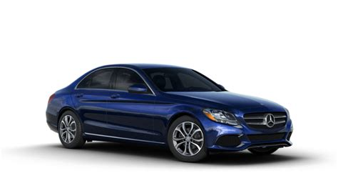 Where Does Mercedes Come From by What Colors Does The 2017 Mercedes C Class Come In