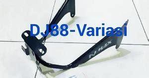 Braket Bracket Kreket Dudukan Plat Nomor Polisi Depan Di Spakbor Nmax 2 dj88 variasi toko aksesories terlengkap dan terpercaya se