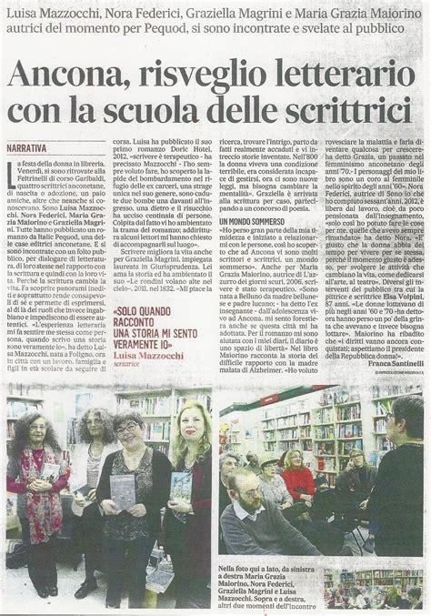 libreria feltrinelli ancona otto marzo alla feltrinelli di ancona autrici anconetane