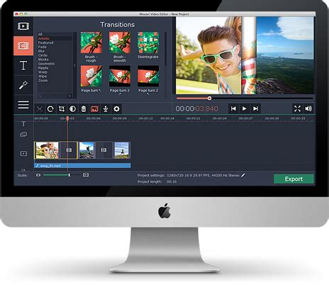 video editing software for mac | movie maker for mac