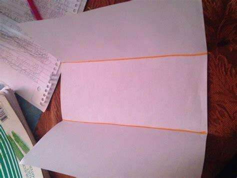 how to fold a tri fold brochure program youtube