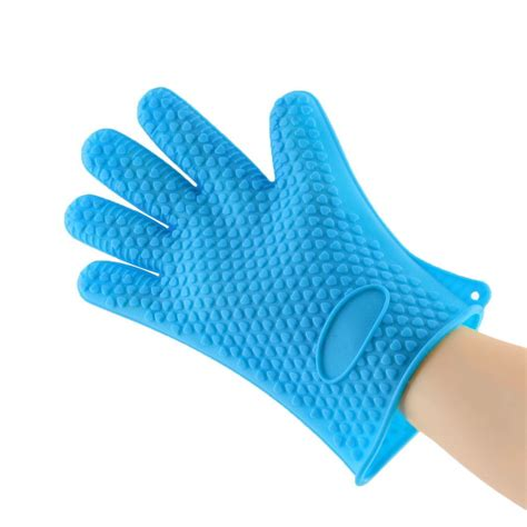 Cooking Set Bag Size S kitchen silicone cooking mitts heat resistant glove oven