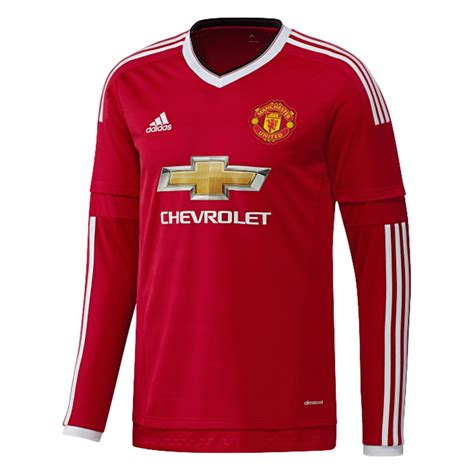 Manchester United Home 1718 Climacool Top Grade Quality manchester united jersey sale lera sweater
