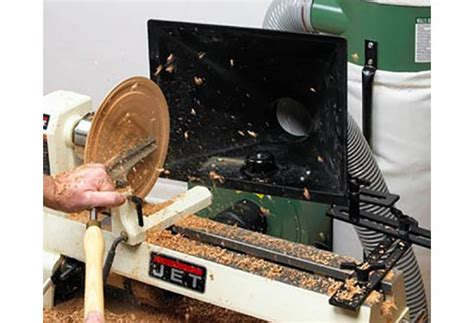 woodworking dust collection systems reviews 10 ways to get dust before it gets you wood magazine