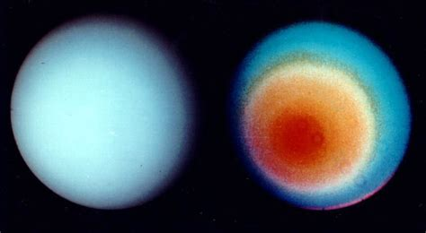 what is the color of uranus uranus pictures photos pics images of the planet uranus
