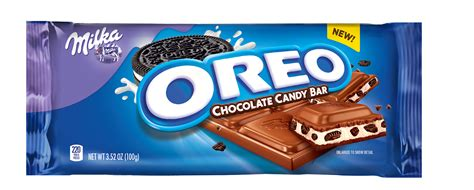 top 5 candy bars in america attention oreo candy bars are now a thing that exist