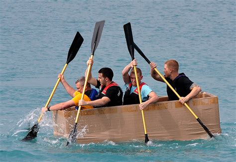 cardboard boat race white lake mi cardboard boat races oakland county lakefront home for