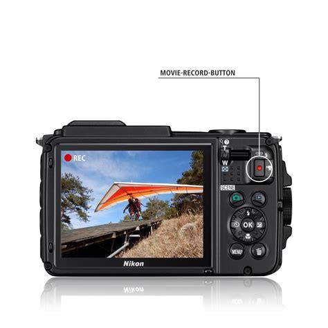 Kamera Nikon Coolpix Aw130 nikon coolpix aw130 digitalkamera 3 zoll schwarz de kamera