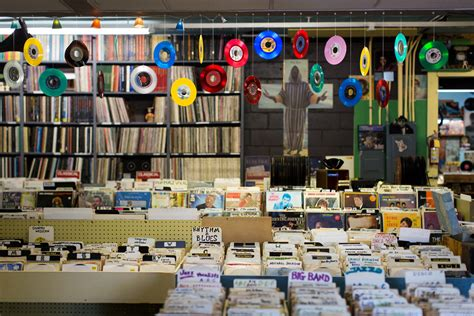 Minneapolis Records Retailer Hymie S Records To Also Become A Record Label Local Current The