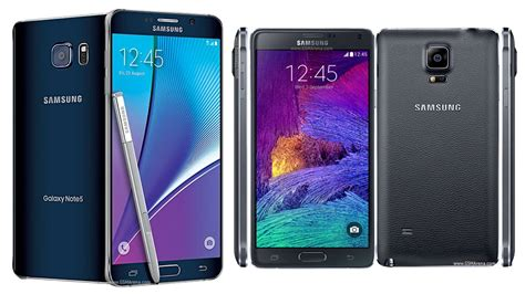 samsung galaxy note 4 specs samsung galaxy note 5 vs samsung galaxy note 4 specs comparison