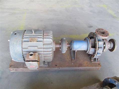 40 hp ingersoll dresser d81 144265 for sale used