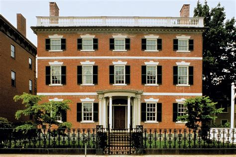 federal house architectural highlights of boston s north shore by john v goff from antiques fine