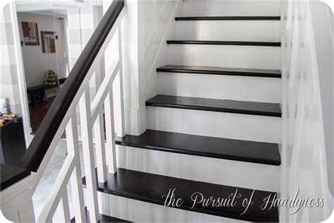 how to refinish stair banister stair handrail refinishing staircase gallery