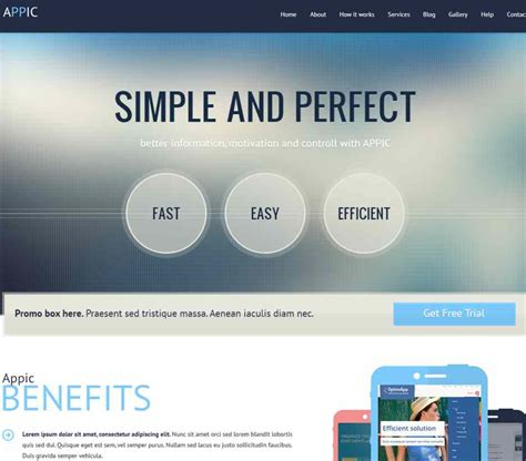 top 15 stunning bootstrap psd photoshop templates