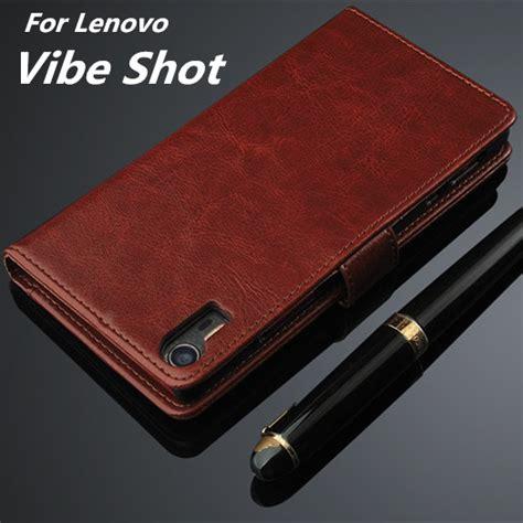 Leather Flip Lenovo Vibe Z90 fundas lenovo vibe high quality flip cover
