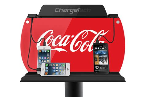 chargetech tower floor stand cell phone charging station review article floor stand phone charging power kiosk tower chargetech