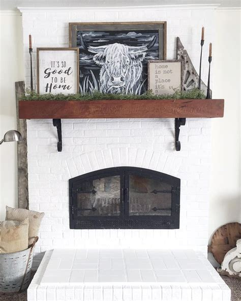 Everyday Fireplace Mantel Decorating Ideas The 25 Best Mantel Decor Everyday Ideas On Pinterest