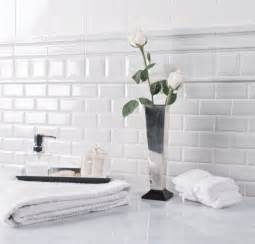 White Tiled Bathroom Ideas White Subway Tile Bathroom Ideas