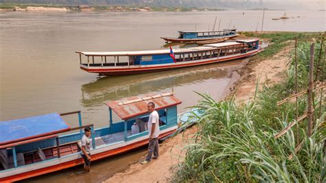 private boat r near me laos day trip to pak ou caves near luang prabang by