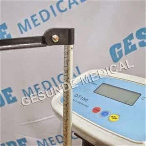 Timbangan Tinggi Badan timbangan berat badan digital dan alat ukur tinggi badan