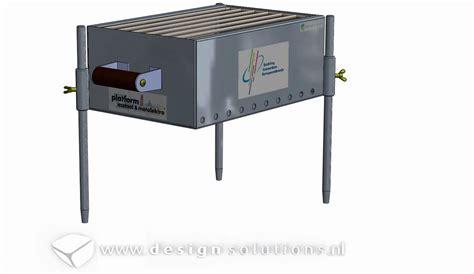 Zelf Barbecue Maken Metaal by Bbq Praktijkopdracht Hms 3 D