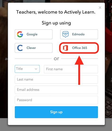 edmodo office 365 integration office 365 actively learn