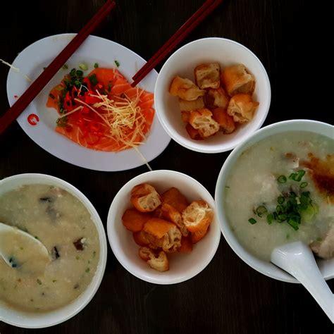 good comfort food ah chiang s porridge tiong bahru singapore burpple