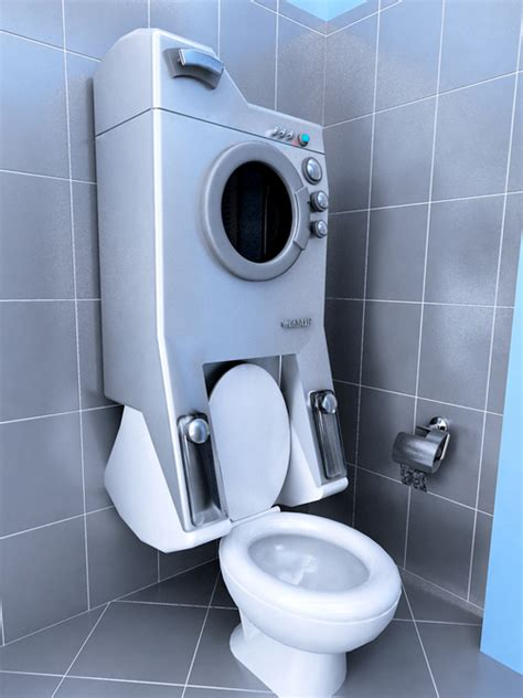 washing machine toilet combo boing boing