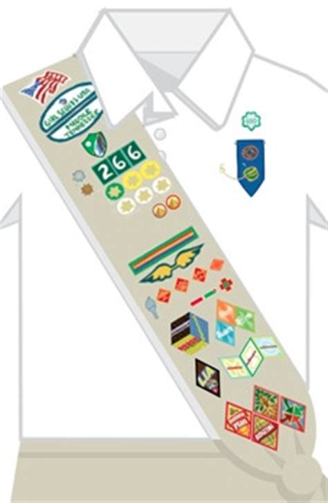 cadette sash diagram pin cadette sash scout council of the nations capital