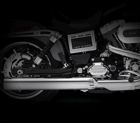 Motorrad Auspuff 2 In 1 by Harley Davidson Dyna Low Rider 2017 Features