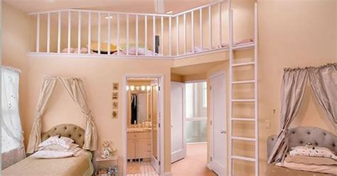 girly bunk beds for kids and teenagers midcityeast teen bedroom decorating ideas contemporary girly teen girl