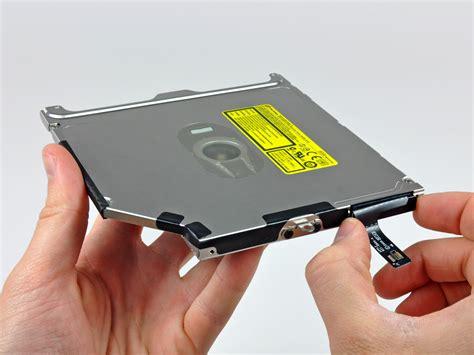 Optical Drive Macbook Pro macbook pro 13 quot unibody mid 2009 optical drive replacement ifixit