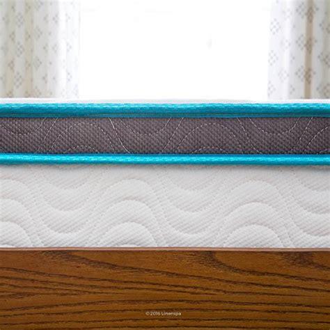 linenspa 8 inch size memory foam and mattress linenspa 8 and 10 inch memory foam and innerspring hybrid