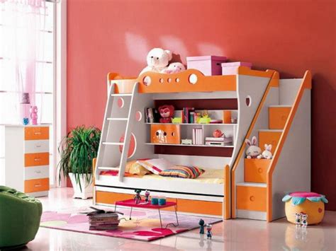 Cool Bunk Bed Ideas Bloombety Cool Bunk Beds Decorating Cool Bunk Beds More Manageable In Look And