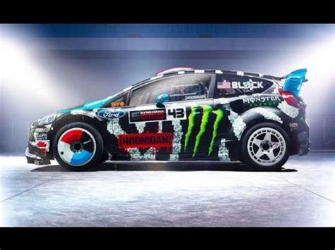 Schnellstes Auto Forza 6 by Nfs No Limits Ken Block S Ford St