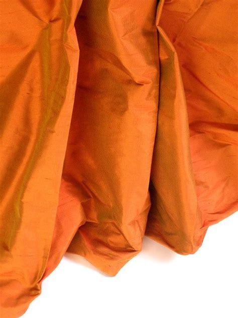 burnt orange silk curtains best 25 burnt orange curtains ideas on pinterest burnt