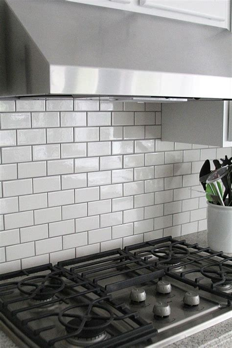 grout kitchen backsplash jennifer stagg of with heart chose dark grout when she
