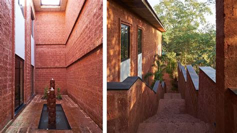 in house stepping away from the conventional vikram goyal s home in goa architectural design