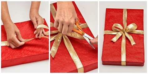 wrap gifts how to wrap a gift wrapping a present step by step