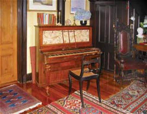 The Room Epilogue Piano by Piano In The Parlour Table Of Contents