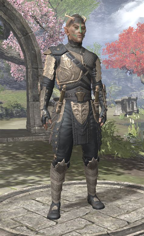 eso fashion wood king mordruin na elder scrolls