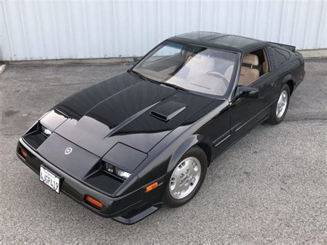 nissan 300zx turbo kit 1985 nissan 300zx turbo 5 speed for sale on bat auctions