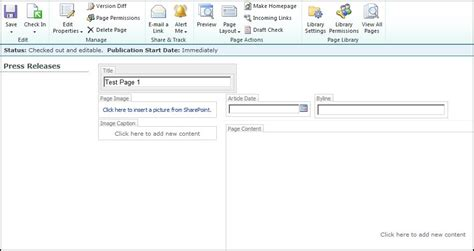 change zone layout sharepoint 2010 sp2010 now possible to change your page layout on the