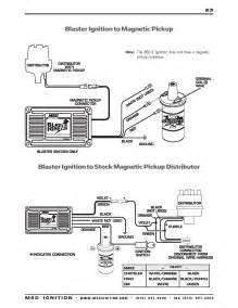 a mallory unilite to msd 6al wiring diagram a wiring