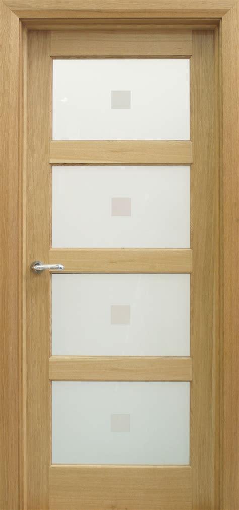 Oak Doors by 4 Lite White Oak Door 40mm Doors Oak Doors